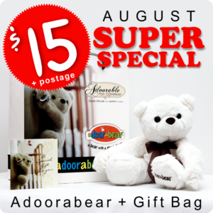 August SUPER SPECIAL